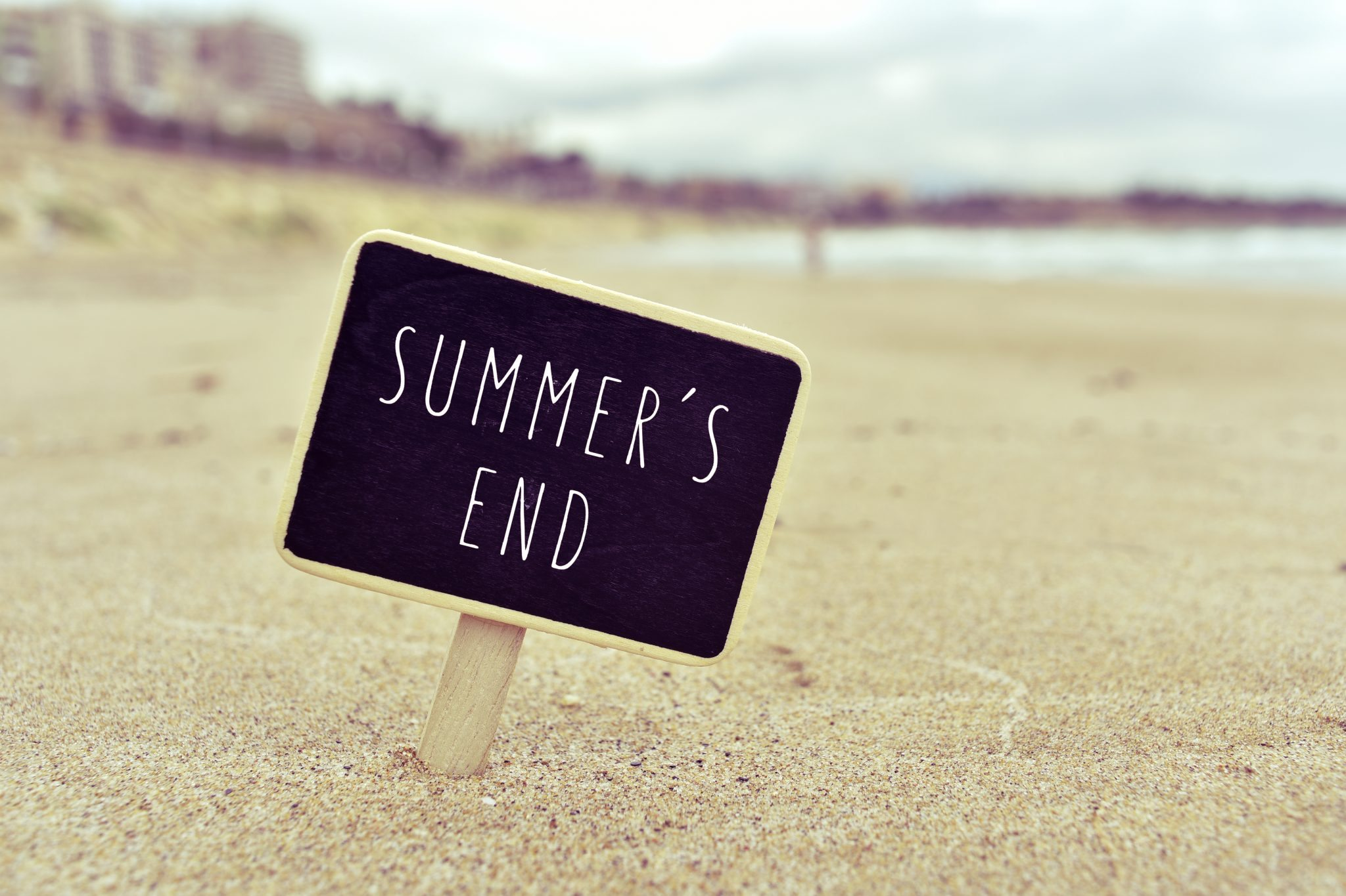 Summer…CHECK.