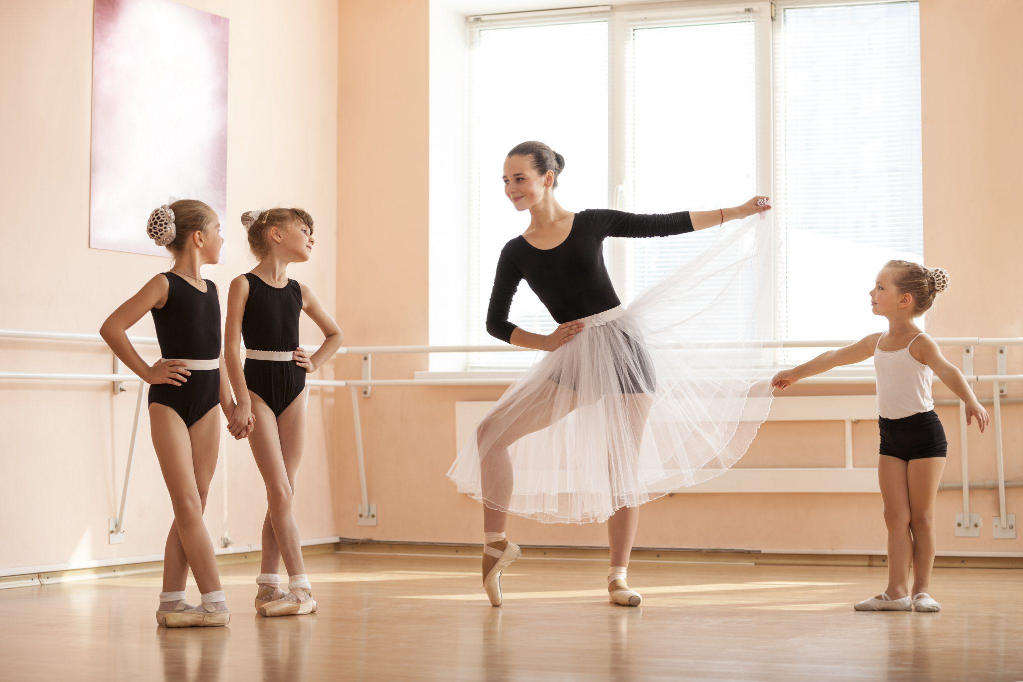How Dance Helps Children Develop