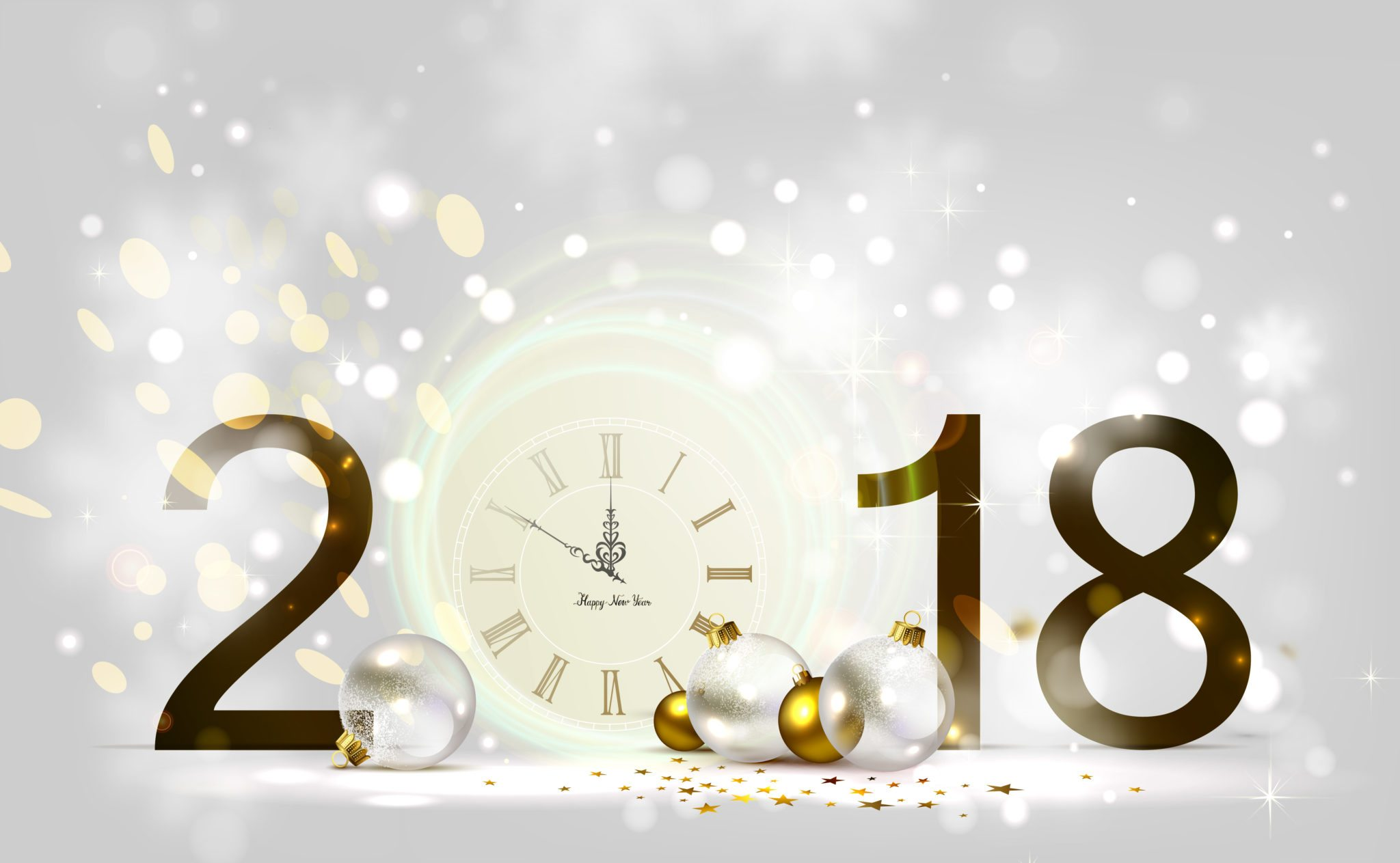 Welcome 2018…