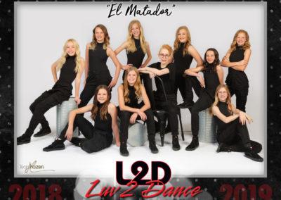 L2D19 ElMatador TX2HH 8x10